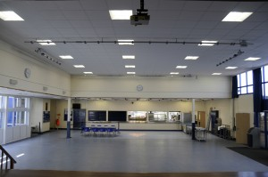 School Lighting Installation Essex