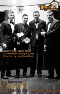Mis-Cheifs Winter Ball Spotlight Sound Chelmsford Essex