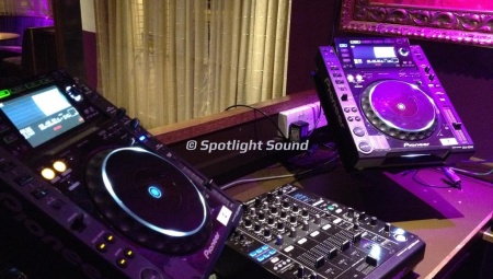 DJ Equipment Hire and Install