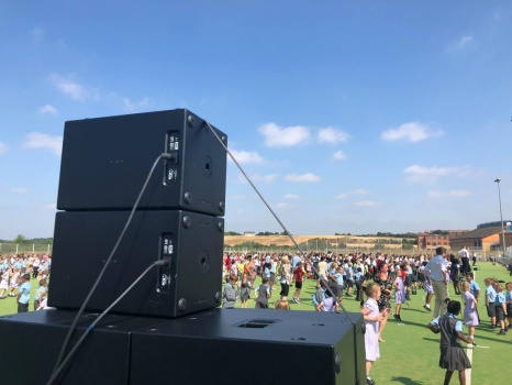 PA Hire Essex - Spotlight Sound  Sound Systems from Chelmsford, Essex