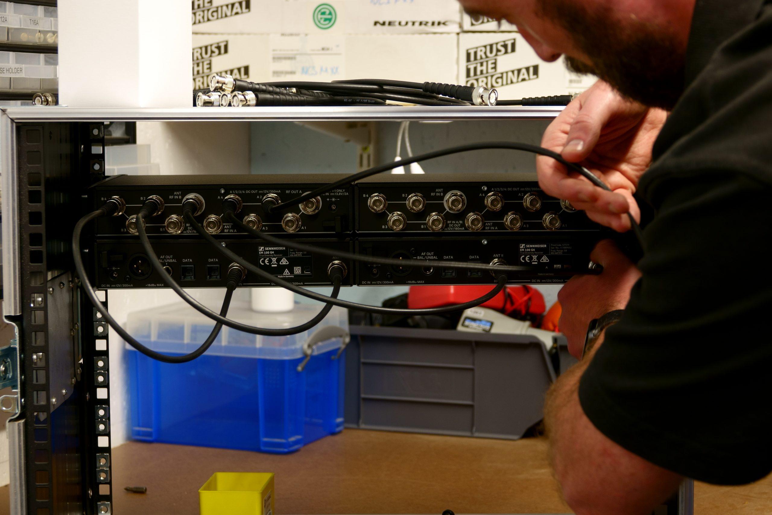 AV Maintenance