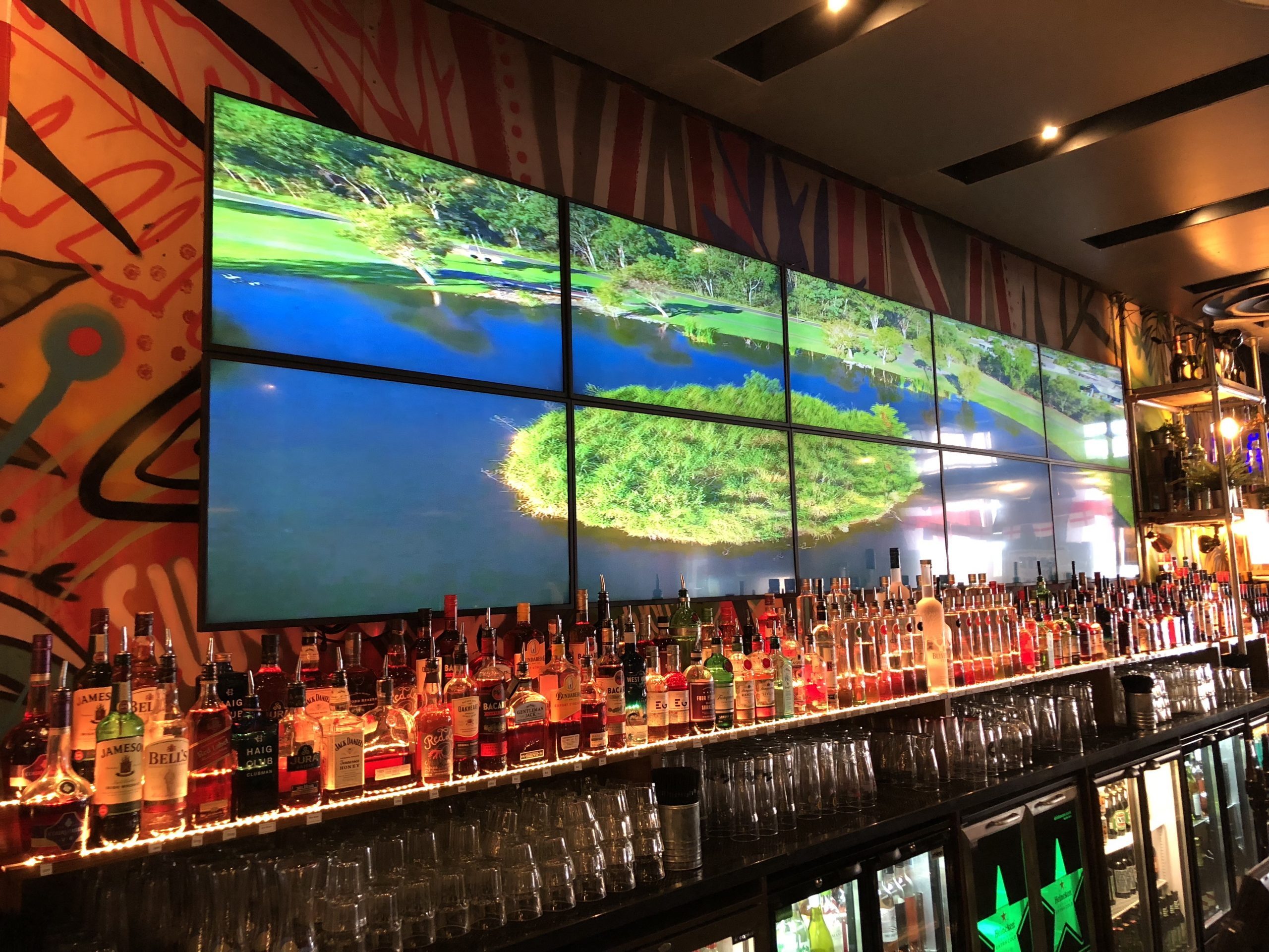 Video Wall Service